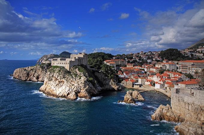 Lovrijenac Fortress © I. Brautovic / Dubrovnik Tourist Board