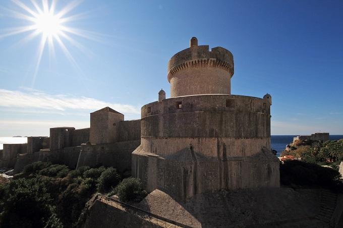 Minceta Tower © I. Brautovic / Dubrovnik Tourist Board