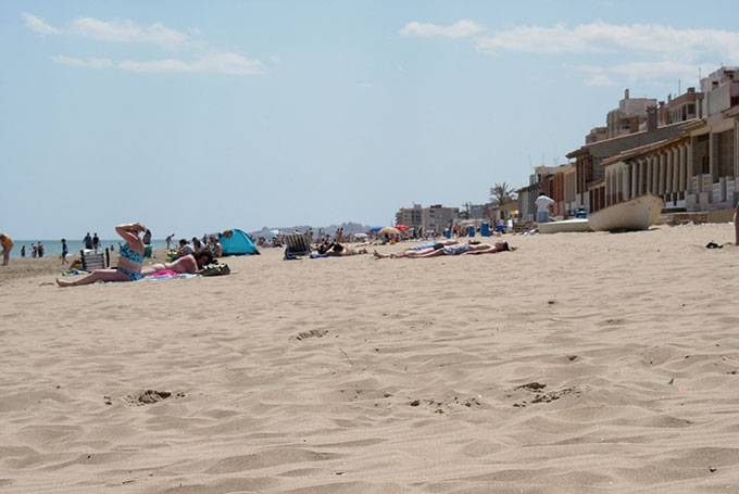 Guardamar Beach © Oyvind