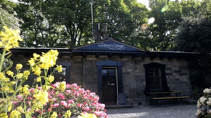 Gardener's Cottage on Royal Terrace Gardens, London Road.