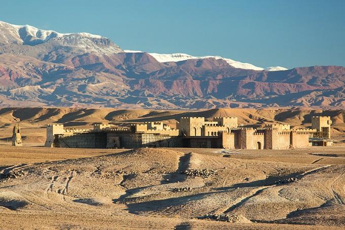 Atlas Studios, Ouarzazate, Morocco