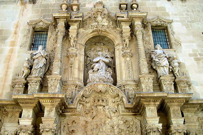 Basílica de Santa María, Alicante © MarisaLR