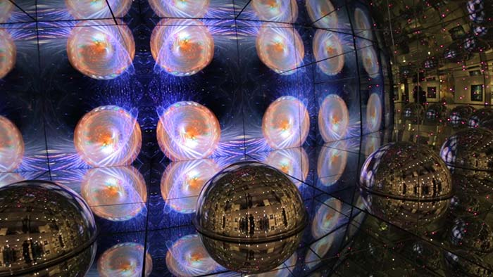 Mind-boggling illusions abound at the Camera Obscura.