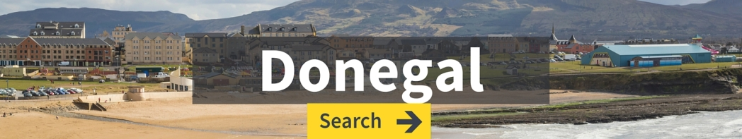Find cheap flights from Donegal