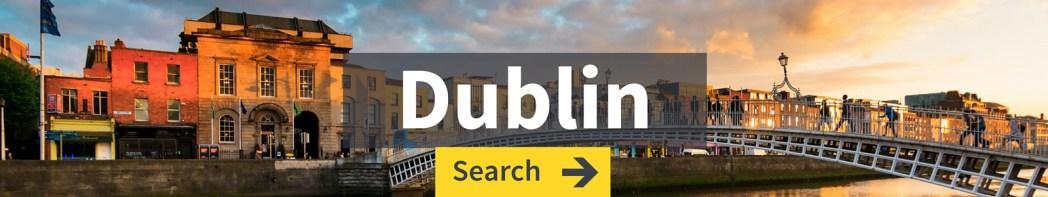 Find cheap flights from Dublin