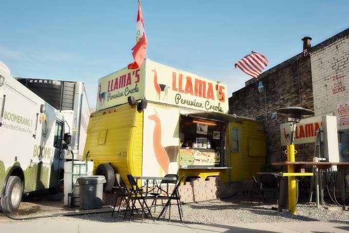 Best Downtown Austin Food Trucks