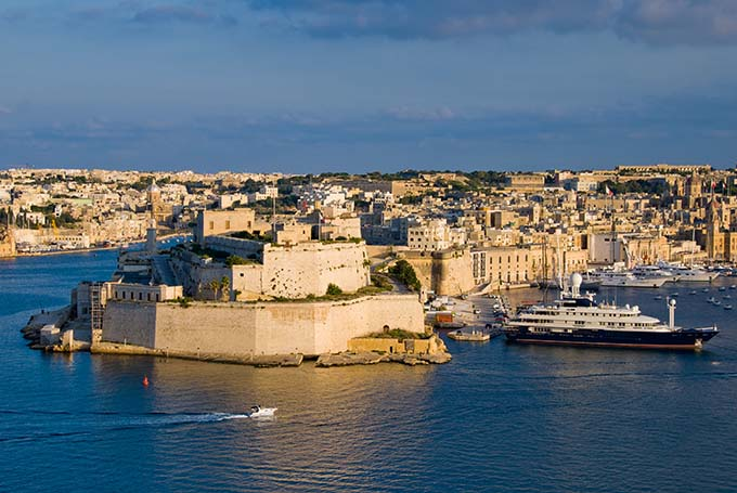 Fort St Angelo, Malta © Mario Galea / ViewingMalta.com