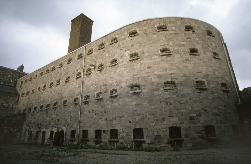 Kilmainham Gaol, Dublin - the location for scenes from The Italian Job. Credit: ©Sinead McCarthy / Tourism Ireland