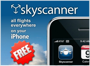 Appy Days for Skyscanner as flight comparison app downloads hit 5