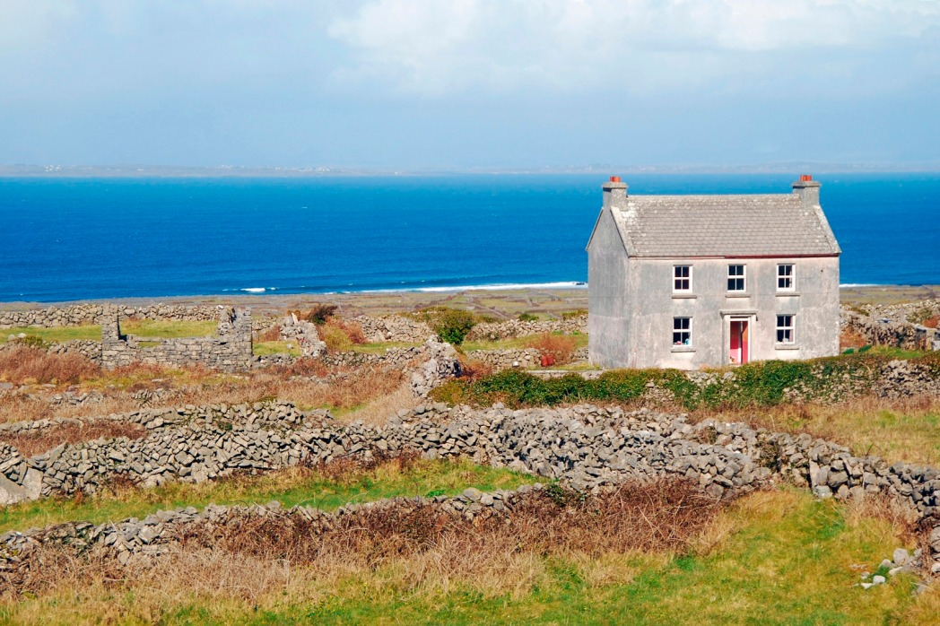 Father Ted House Aran Islands