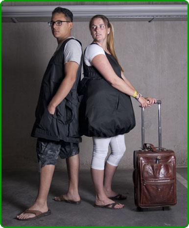 The Jaktogo luggage jacket