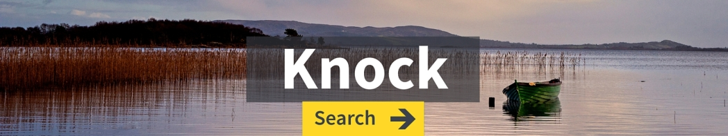 Find cheap flights from Knock