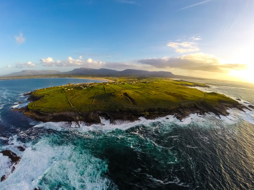 Mullaghmore Head, County Sligo