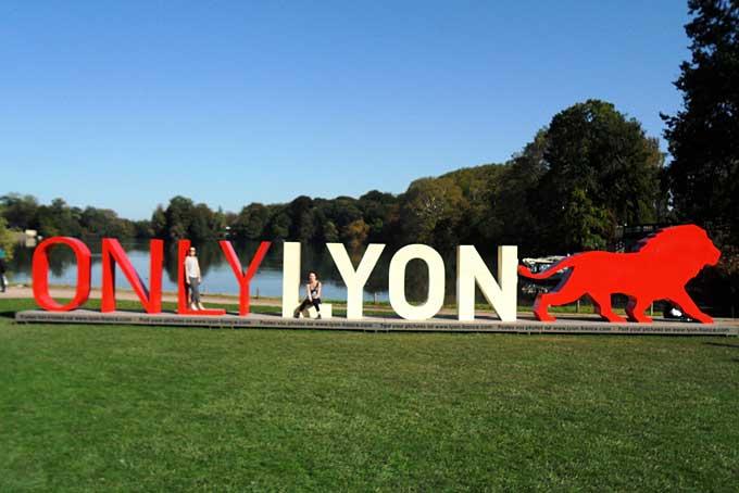 ONLY Lyon, Le Parc de la Tete d'Or, Lyon