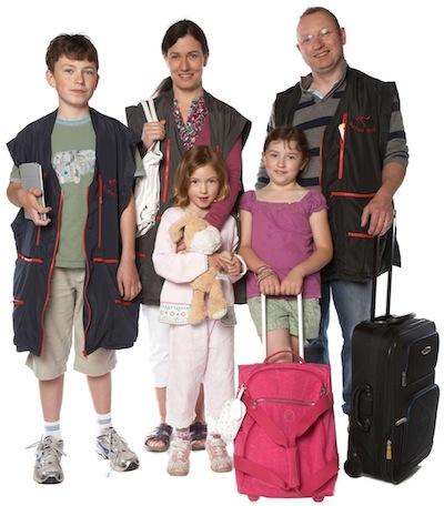 Rufus Roo luggage jacket