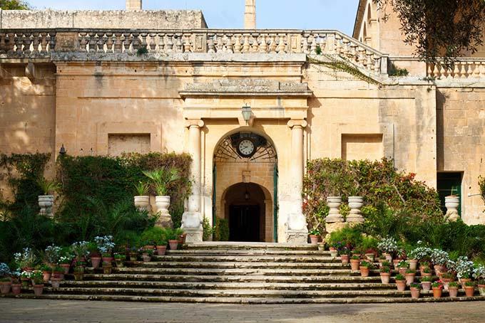 San Anton Palace, Malta