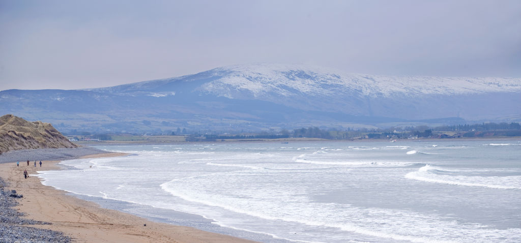 Strandhill beach, Sligo